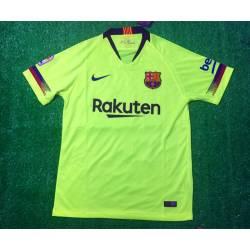 Camiseta FC Barcelona Segunda Equipación 2017-18