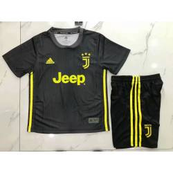 Juventus Segunda Equipación 2018-2019, conjunto completo niños