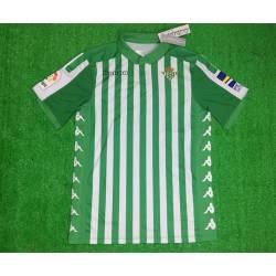 Camiseta Real Betis Primera Equipación 2019-2020