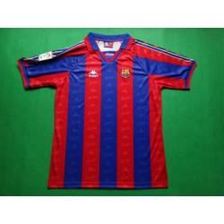 Camiseta Barcelona 2007 Primera Equipación retro